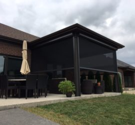 motorized retractable screens Louisville KY