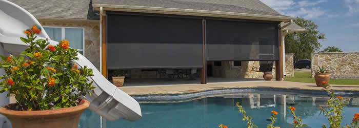 Indianapolis motorized solar shades