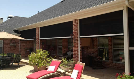 3 Ways That Solar Screens Can Help, How Much Do Retractable Patio Screens Cost